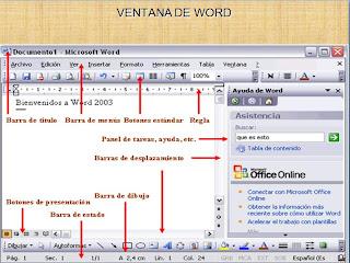 TUTORIAL DE PROCESADOR DE TEXTOS WORD: Word: Producción de Textos
