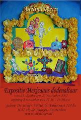 Exibición de un Altar el Dia Internacional de la Mujer 2008