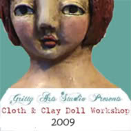 Cloth and Clay Doll Workshop
