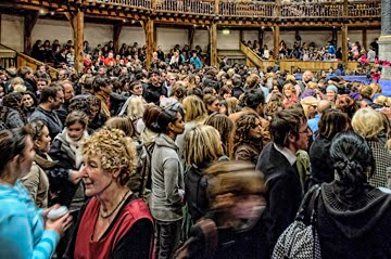 Tip: When in London, See a Play at the Globe Theater for 5 pounds