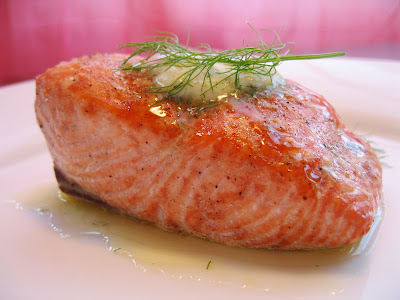 Fresh Wild Pacific Northwest Salmon