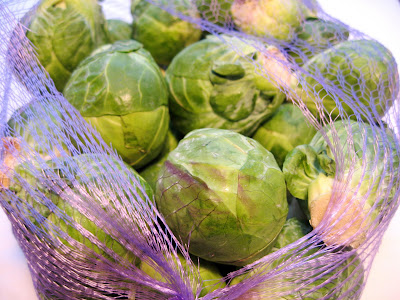 Brussels sprouts simplicity