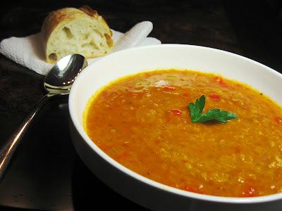 Magical Lentil Soup
