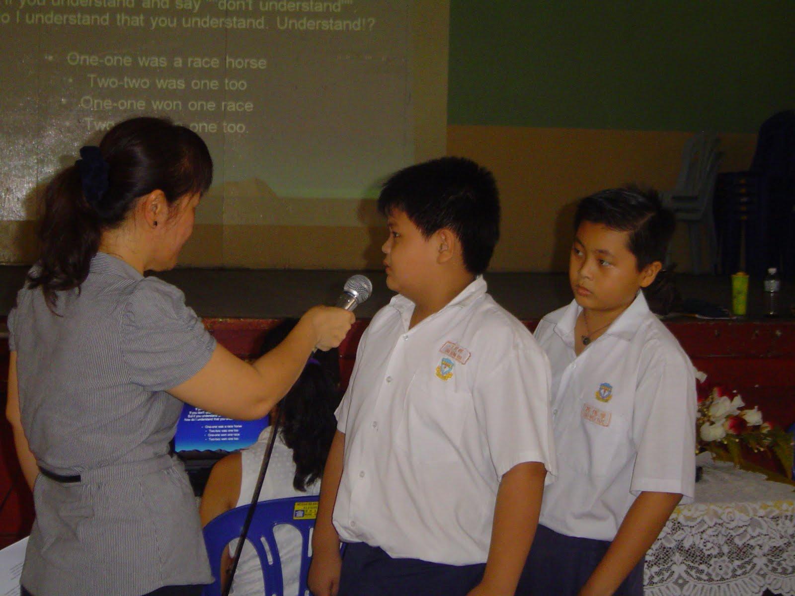SJK(C) Choong Hua Banting 万津中华学校: May 2010