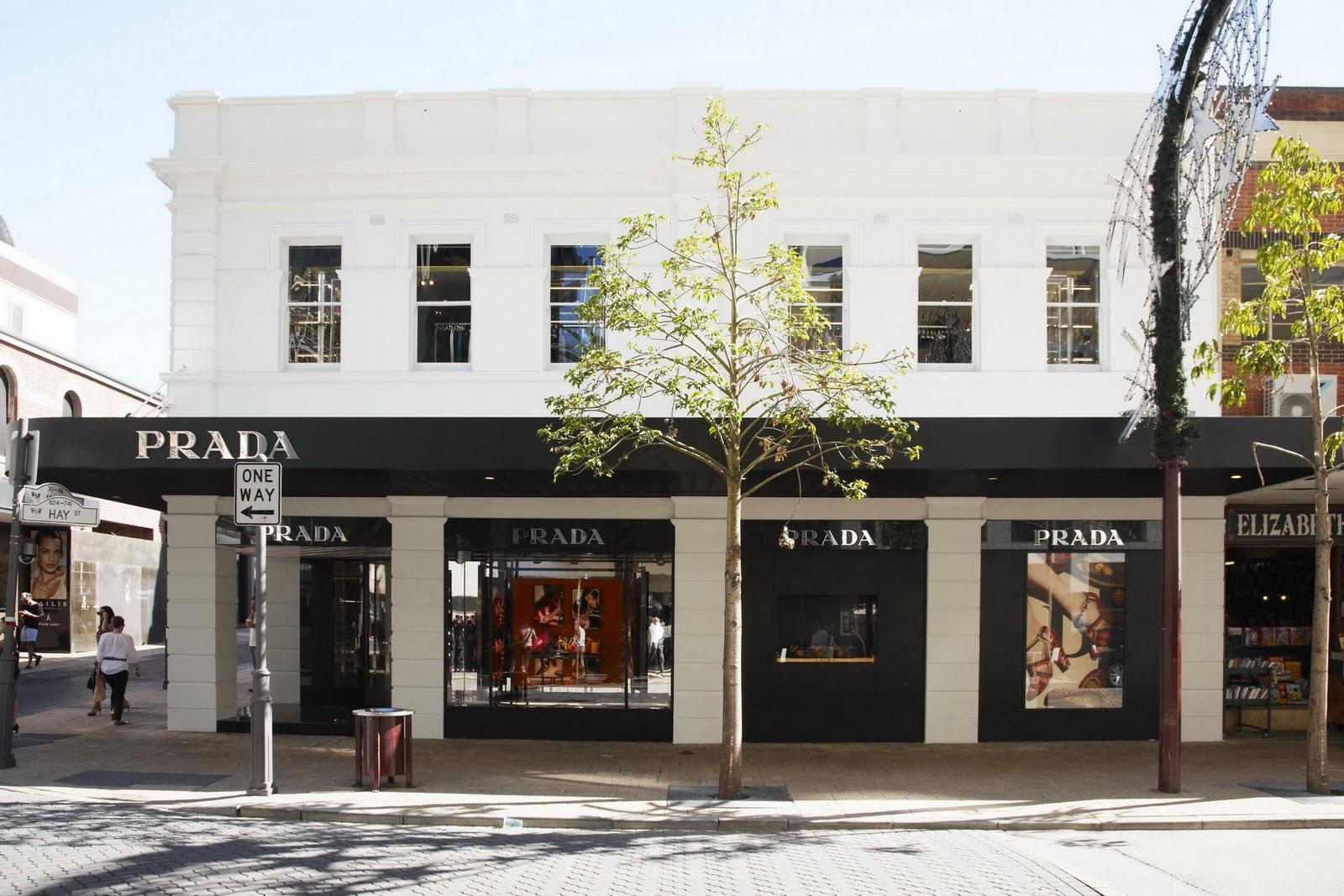 Man Cave Stores Perth : Th man magazine the menswear fashion prada opens