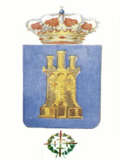 Escudo de armas Regimiento de Infantería Castilla 16
