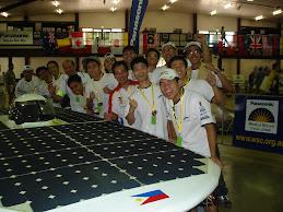 SINAG: Race team