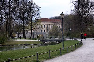 Englischergarten München