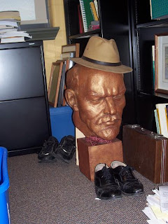 Lenin wearing bowtie