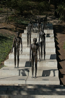 Monument to victims of communism, Prague