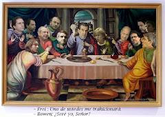 Imperdible: La última cena