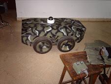 UGV Vehículo Terrestre Comandado no Tripulado
