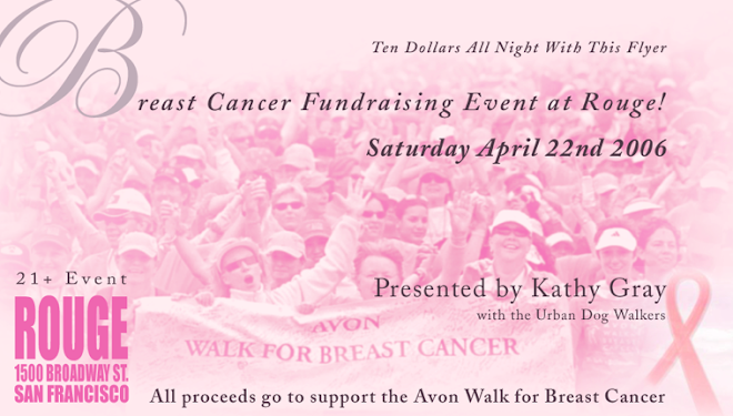 Breast Cancer Fundraising Event