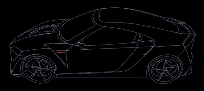 concept car illustration