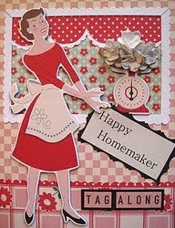 Happy Homemaker Tag Along Swap