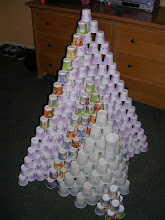 Dixie Cup Tower