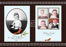 {Holiday Press Printed Cards}