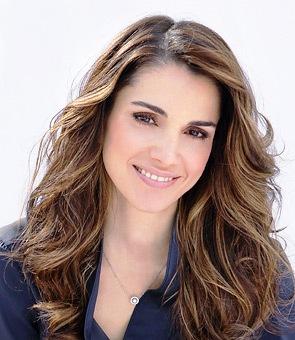 Rania Al Yassin - Queen Rania of Jordan