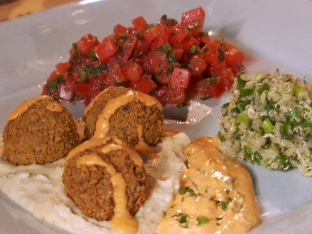 Falafel - Falafel Recipe