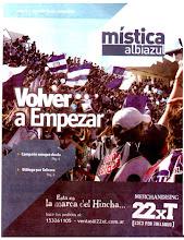 Revista Mistica Albiazul