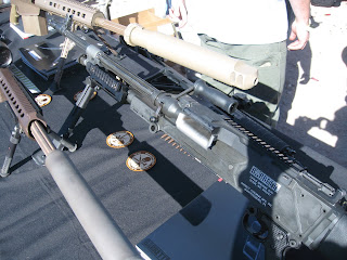 Serial no 1 m240lw machine gun