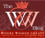 Where Women Create Blog