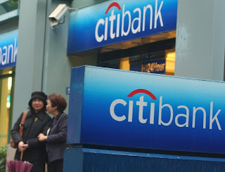 citi bank stock