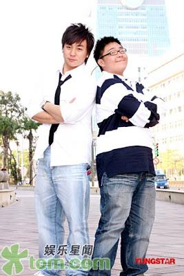 Foto Shi Xiao Long dan Bo Bo Ho