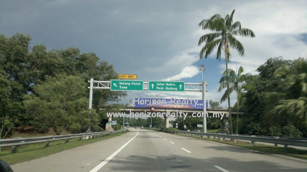 Gelang Patah Malaysia  city photos gallery : ... > Nusajaya / Gelang Patah > Senai / Johor Bahru > Kuala Lumpur