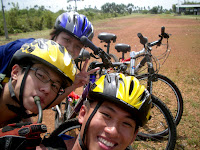 Sungei Rengit Cycling Trip 07