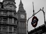 J'adore London!