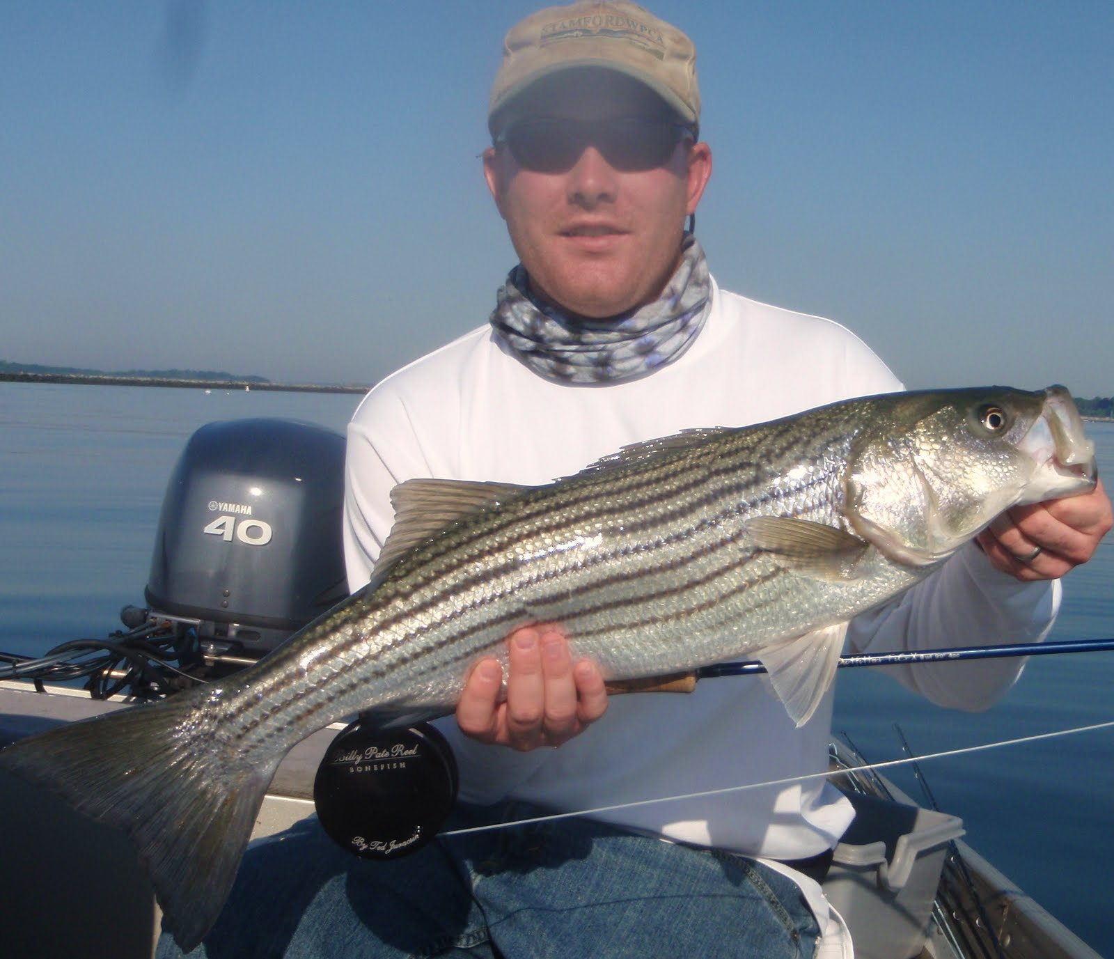 Outdoorsavages striper fly gear part 1 for Fly fishing gear