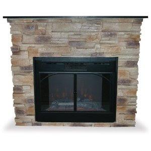 Great basement ideas basement remodeling basement finishing basement fireplace ideas - Fireplace finish ideas ...