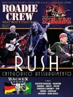 Rush na Roadie Crew: Esperança acessa pelo retorno da banda ao Brasil