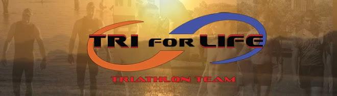 Lon's TRI for Life Blog