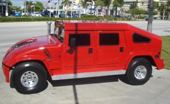 Road Car Pictures Hummer H1 Kind Of