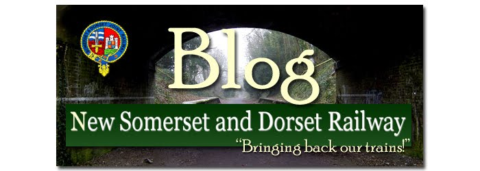 The Somerset and Dorset Railway - Midford Midsomer Norton Gartell Shillingstone Washford