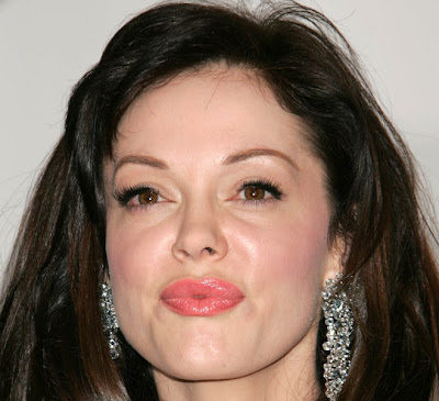 rose mcgowan twitter. rose mcgowan car accident 2007