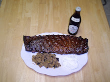 Some Ribs and Dirty Rice