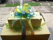 Regalos y empaque de regalos