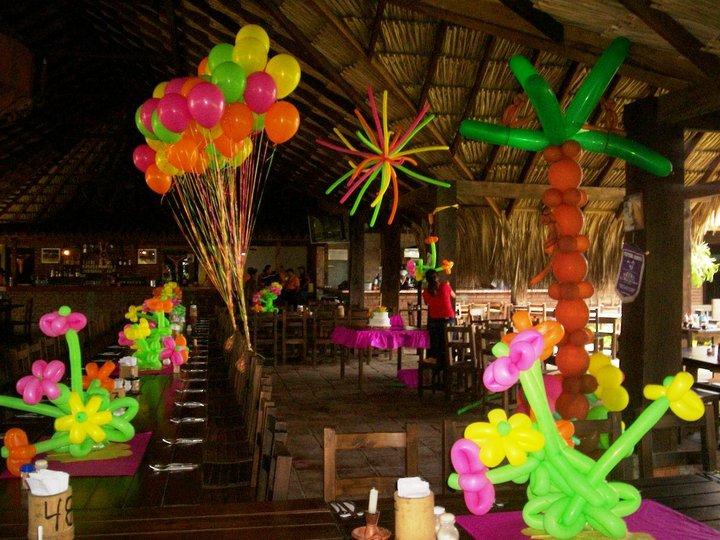 Fotos de decoraciones con globos fiestas 15 aos - Decoraciones de fotos ...