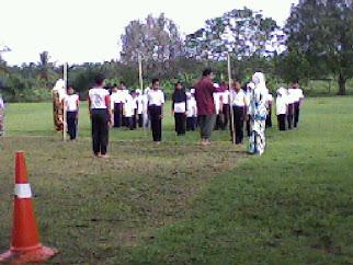 Aktiviti Latihan Sukan 2009
