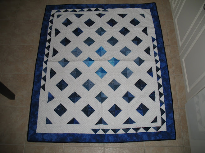 Jamie&#39;s Quilt