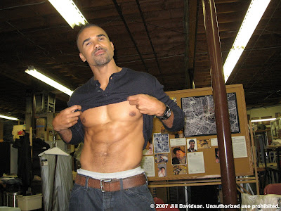 Criminal Minds: You don't need to see naked pictures of Shemar Moore, ...