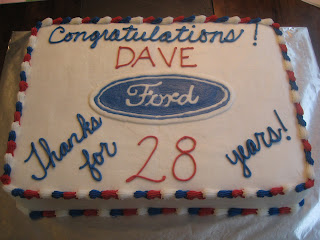 Sheet Cake Designs For Retirement : Retirement Sheet Cakes Cake Ideas and Designs