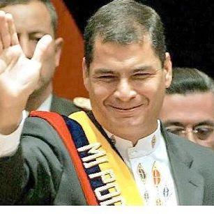 NO AL INTENTO DE SUBLEVACION CONTRA EL GOBIERNO DEL PRESIDENTE RAFAEL CORREA