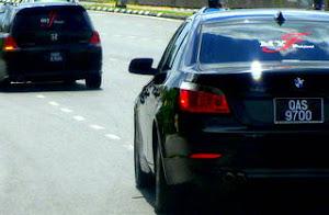 ODYSSEY 5700 & BMW 9700
