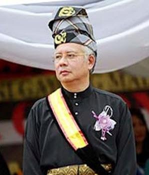 Imam Khalifah Agung Dato' Seri Mohd Najib B. Tun Haji Abdul Razak
