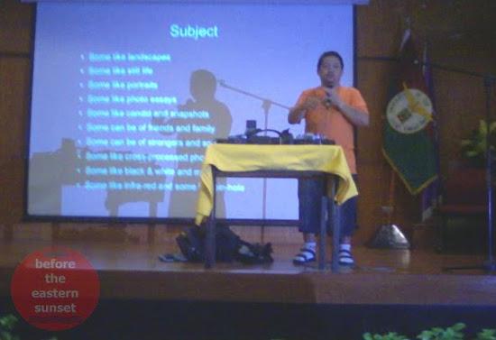 JUned Sonido at iBlog