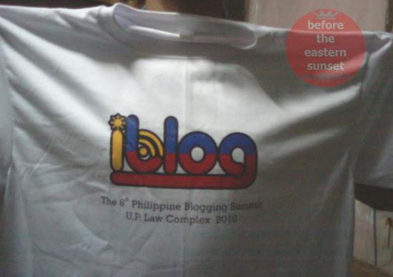 iBlog Shirt